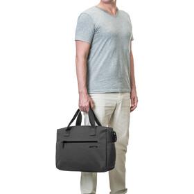"""Pacsafe Intasafe Brief Laptop Bag 15"""" Charcoal"""